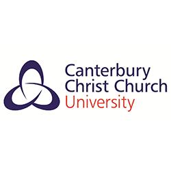 Logo Canterbury Christ Church University
